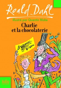 Charlie chocolaterie