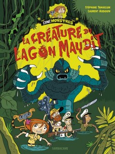 creature lagon maudit