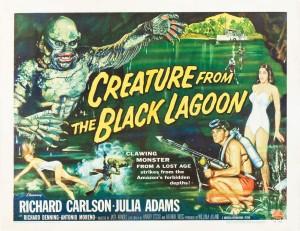 creature lac noir